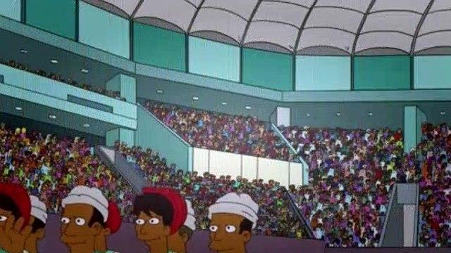 The Simpsons Season 21 Episode 12 Boy Meets Curl