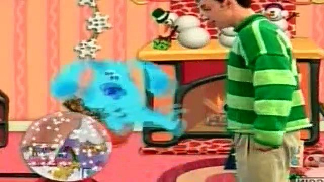 Blues Clues Season 3 Episode 8 - Blue's Big Holiday