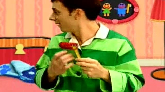 Blues Clues Season 3 Episode 6 - Blue's Big Pajama Party
