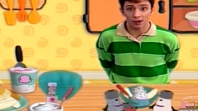 Blues Clues Season 3 Episode 9 - Pool Party