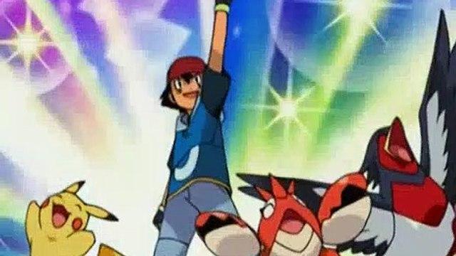 Pokemon Season 9 Episode 32 Grating Spaces