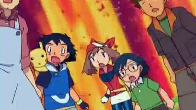 Pokemon Season 9 Episode 34 Slaking Kong