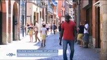 Spéciale Canicule: Les soldes d'été démarrent mal avec des clients qui ont du mal à se rendre dans les centre-villes assommés par la chaleur