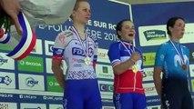 France 2019 - Jade Wiel, 19 ans, sacrée championne de France sur route !