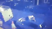Complètement ivre, Wesley Sneijder s'amuse sur une voiture