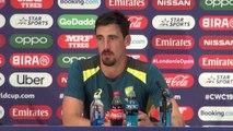 Australia's Mitchell Starc post win v New Zealand