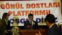 Davutoğlu: Ak Parti bir kişinin partisi değildir