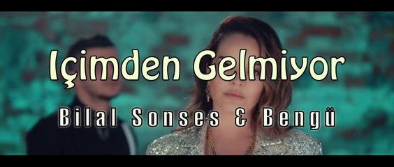 Bilal Sonses & Bengü - İçimden Gelmiyor l Sözleri - Lyrics l