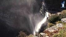 Salto del río Nervión y cascada de Gujuli