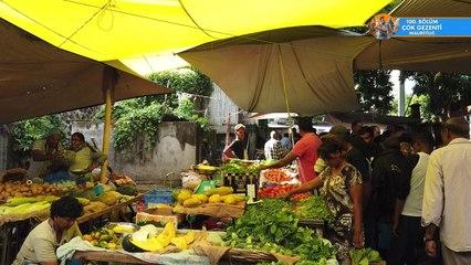 Mauritius'ta Halk Pazarı Turu