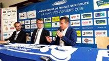 Thomas Voeckler nouveau manager de l'équipe de France de cyclisme