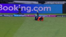Roy walks off as Jadeja's diving catch ends opening partnership