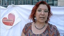 Manifestation violences femmes Bourg-en-Bresse