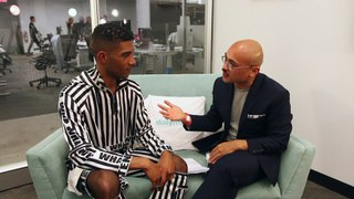 Dailymotion Pride Concert Interview: Rubby Valentin