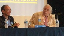 Bernard Badie aux 4e rencontres internationales géopolitiques