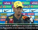 "FOOTBALL: Copa America - Jesus : ""On a plus de pression que l'Argentine"""
