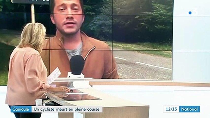 Canicule : en Ariège, un cycliste décède en pleine course