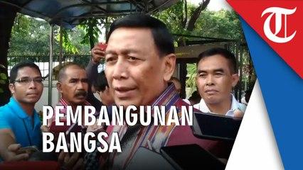 Momen Penetapan Jokowi Presiden 2019-2024, Wiranto: Awal Baik Kembali Untuk Pembangunan Nasional
