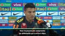 """Copa America - Thiago Silva : """"Messi ? Le plus grand joueur de toute l'histoire"""""""