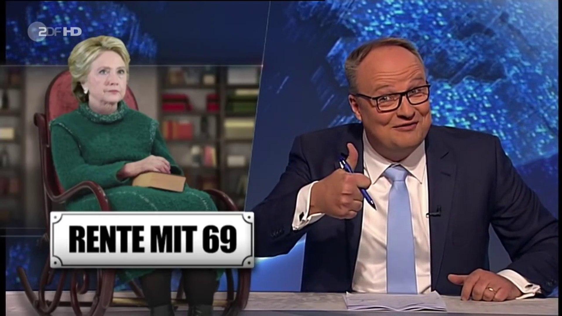 heute show - Folge 229 (11.11.2016)