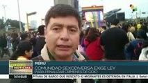 teleSUR Noticias: Esperan repatriación de migrantes salvadoreños