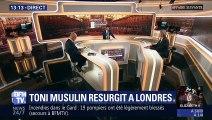 Toni Musulin resurgit à Londres