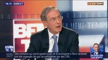 """Claude Guéant: """"Nicolas Sarkozy n'est pas un nostalgique (...) Il a tourné la page"""""""