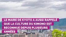 Kim Kardashian : le maire de Kyoto lui ordonne de modifier le...