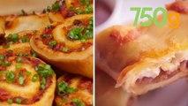 4 recettes de pizzas originales et faciles à faire ! - 750g