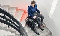 ابتكار ثوري لذوي الاحتياجات الخاصة... هذا الكرسي رائع!