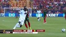 CAN 2019 : Guinée 2-0 Burundi