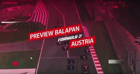 Sean Gelael Berjuang Cetak Poin Pada Balapan Formula 2 Di Red Bull Ring Austria