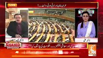 Shahid Masood Response On PMLN Members Meeting In Bani Gala With Imran Khan Last Night..