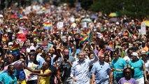 New York ricorda Stonewall: milioni di persone al corteo Lgbt