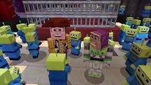 DLC Toy Story - Minecraft