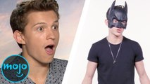 Top 10 Tom Holland Moments