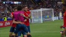 Dani Olmo Goal - Spain U21 2-0 Germany U21 (Full Replay)