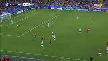Nadiem Amiri Goal - Spain U21 2-1 Germany U21 (Full Replay)