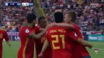 Spain U21 vs Germany U21   All Goals and Highlights