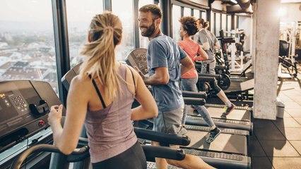 So motiviert man sich fürs Fitnessstudio