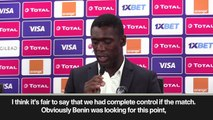 (Subtitled) Seedorf 'disappointed' not to beat Benin