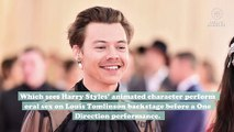 Louis Tomlinson didn't approve Euphoria's graphic Harry Styles fan fiction sex scene