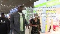 Judo: Teddy Riner en route pour le Grand Prix de Montréal