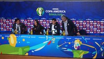 Chile speak ahead Copa America semi-finals against Peru