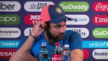 I've been batting well, I had to show that - Rohit