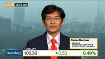Japan Economy on 'Soft Patch,' Former BOJ Official Says