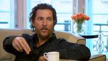 Matthew McConaughey urges Hollywood to 'embrace' President Donald Trump