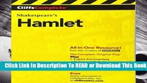 Full E-book  Hamlet  Complete Edition (Cliffs Complete S ) Complete
