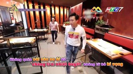 Chạy Đi Chờ Chi- Tập 12- Thỏ Đen giả làm camera man, chơi trốn tìm cùng Anh Đức - Running Man Việt Nam