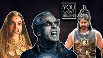 Robot 2.0, Padmaavat, Devdas | Biggest Budget Movies Ever Made | You Won't Believe